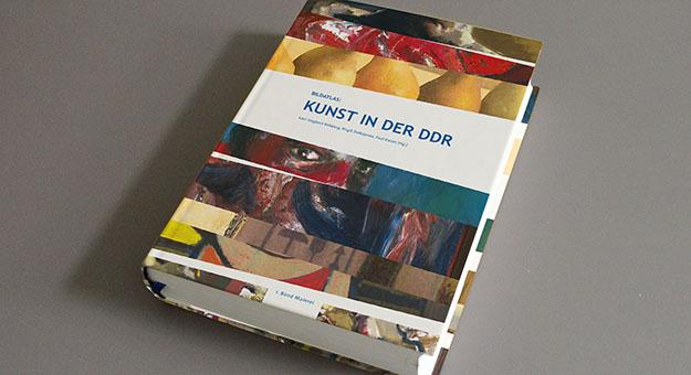Entwurf Titel, Katalogkonzept, Kunst in der DDR