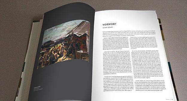 Entwurf Vorwort, Katalogkonzept, Kunst in der DDR