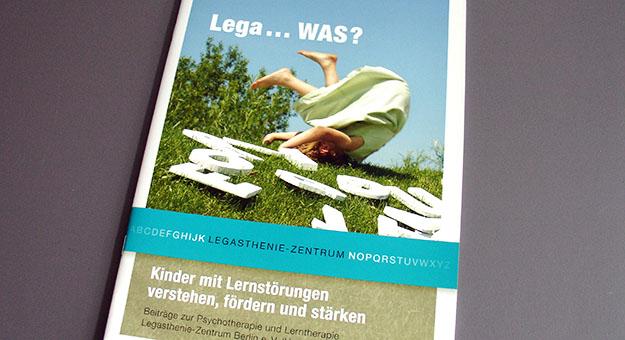 LZ-Berlin, 40-Jahre-Broschur, Titel