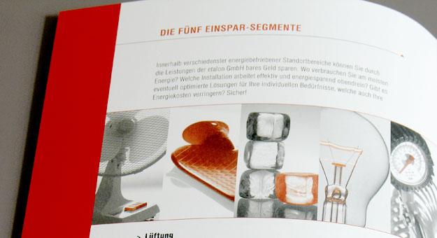 etalon, Imagebroschur
