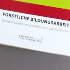 Bayerische Forstverwaltung, Bildungsordner